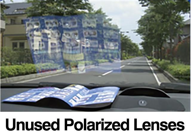 Unused Polarized Lenses
